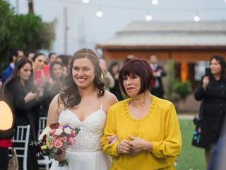 El matrimonio de Antonietta y Cristhian 3