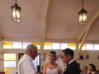 El matrimonio de Paola  y Jorge 3