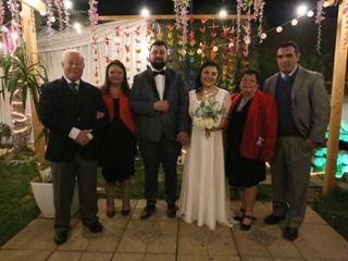 El matrimonio de Isabel y Blas 3