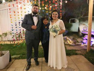 El matrimonio de Isabel y Blas 2