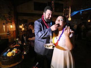 El matrimonio de Isabel y Blas 1