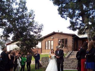 El matrimonio de Rodrigo y Claudia 3