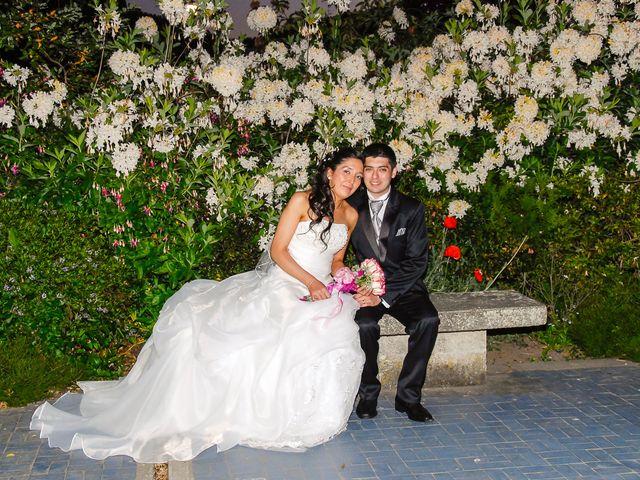 El matrimonio de Fabiola y Fernando