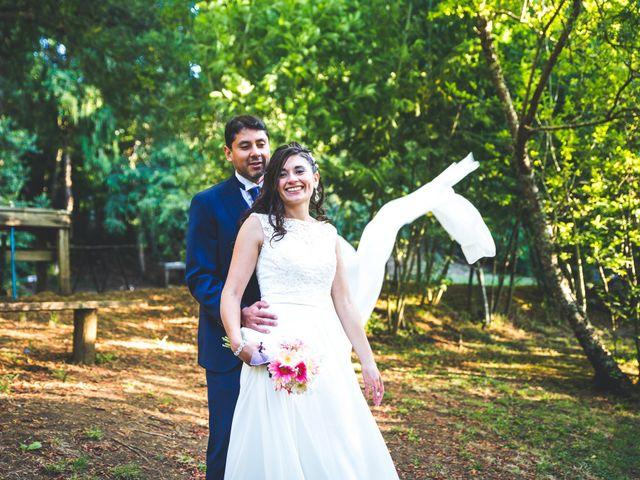 El matrimonio de Raul y Katherine