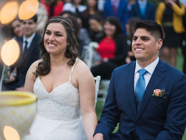 El matrimonio de Antonietta y Cristhian