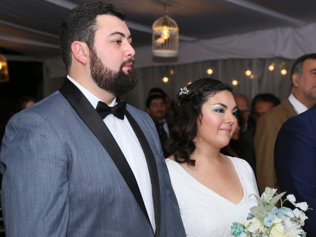 El matrimonio de Blas y Isabel en Calera de Tango, Maipo 1