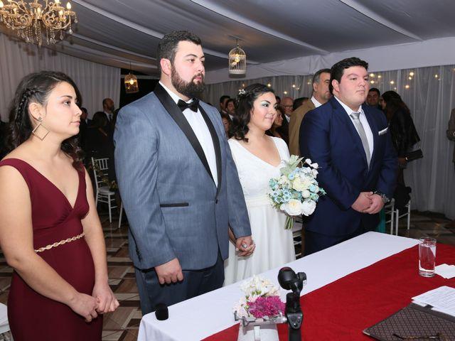 El matrimonio de Blas y Isabel en Calera de Tango, Maipo 2