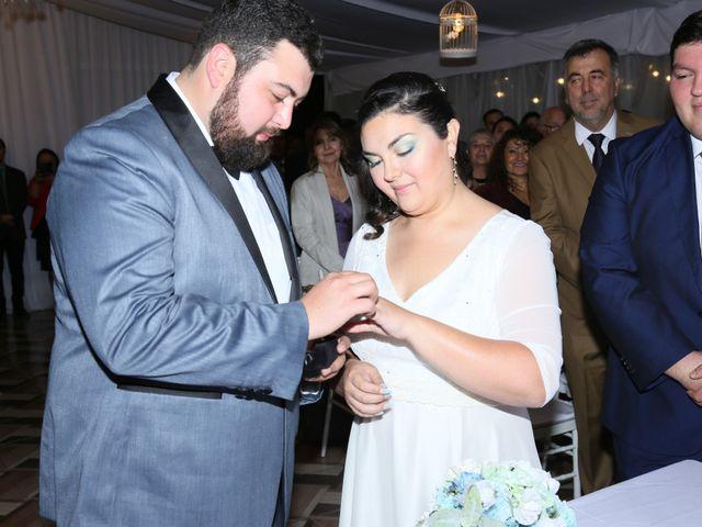 El matrimonio de Blas y Isabel en Calera de Tango, Maipo 4