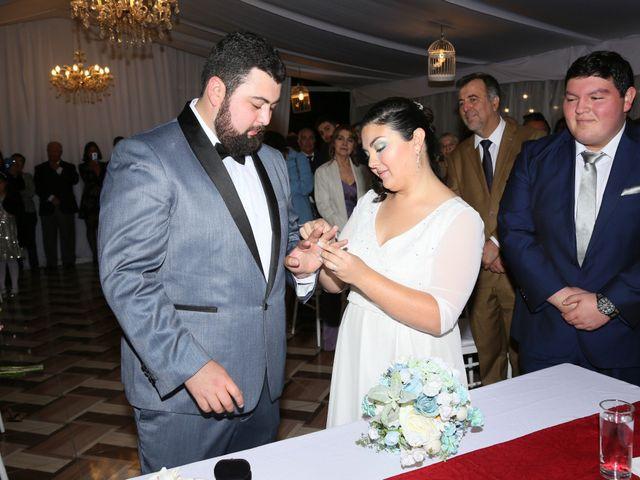 El matrimonio de Blas y Isabel en Calera de Tango, Maipo 5