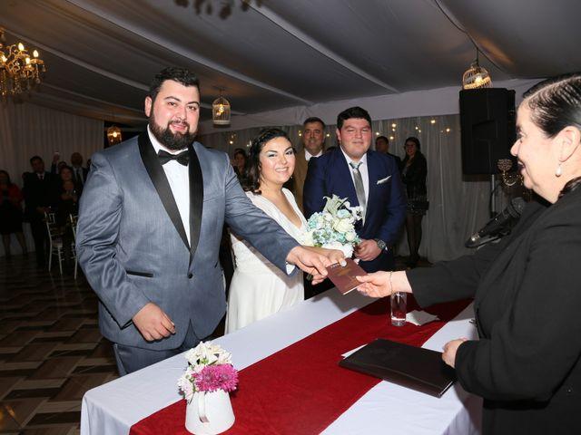 El matrimonio de Blas y Isabel en Calera de Tango, Maipo 6