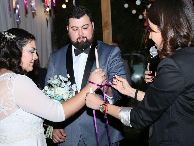 El matrimonio de Blas y Isabel en Calera de Tango, Maipo 7