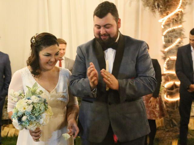 El matrimonio de Blas y Isabel en Calera de Tango, Maipo 9