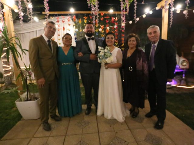 El matrimonio de Blas y Isabel en Calera de Tango, Maipo 10