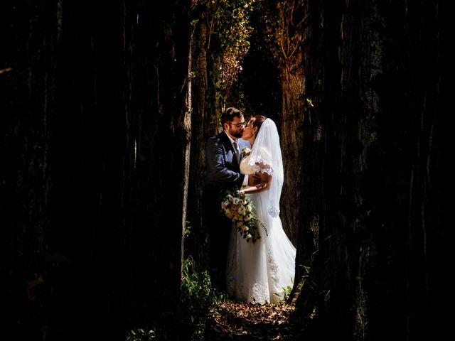 El matrimonio de Damaris y Carlos