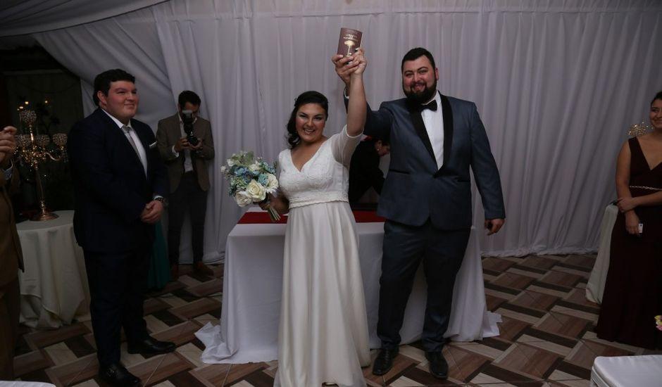 El matrimonio de Blas y Isabel en Calera de Tango, Maipo