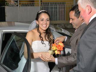 El matrimonio de Macarena y Sebastián 1
