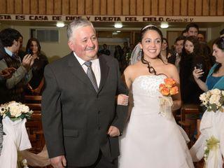 El matrimonio de Macarena y Sebastián 2
