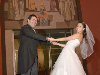 El matrimonio de Macarena y Sebastián