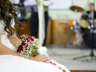 El matrimonio de Tania y Leonardo 1