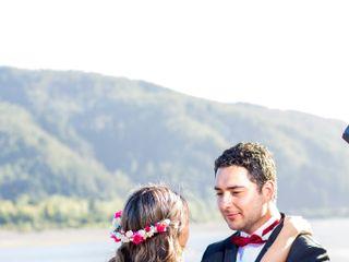 El matrimonio de Tania y Leonardo 2