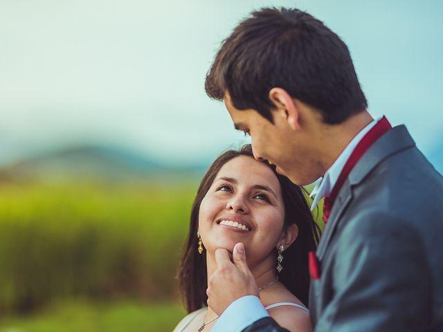 El matrimonio de Vania y Pablo