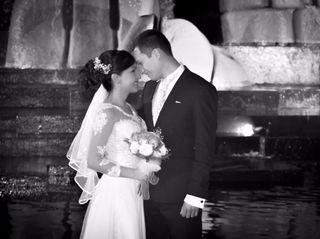 El matrimonio de Karla y Richard