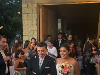 El matrimonio de Sebastian  y Aida 3
