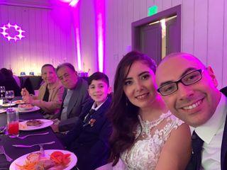 El matrimonio de Mauricio  y Victoria 1