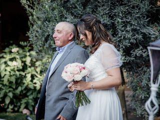 El matrimonio de Jasmine y Raúl  1