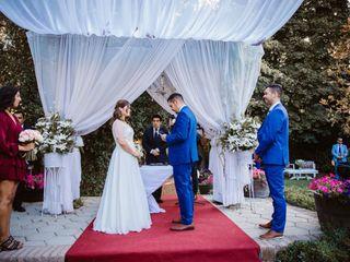 El matrimonio de Jasmine y Raúl  3