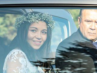 El matrimonio de Viviana y Giglio 1