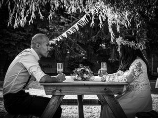 El matrimonio de Viviana y Giglio 3
