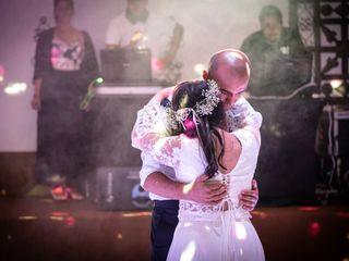 El matrimonio de Viviana y Giglio