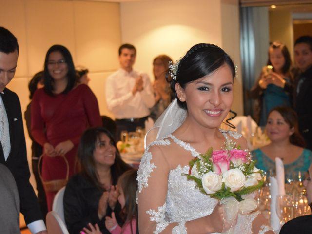El matrimonio de Richard y Karla en Vitacura, Santiago 1
