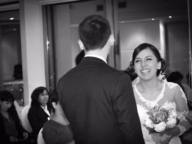 El matrimonio de Richard y Karla en Vitacura, Santiago 11