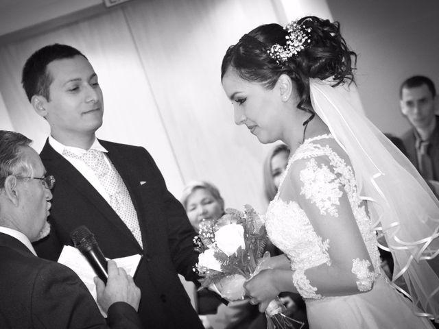 El matrimonio de Richard y Karla en Vitacura, Santiago 12