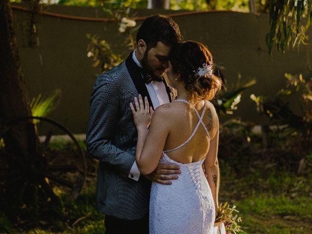 El matrimonio de Paola  y Enzo