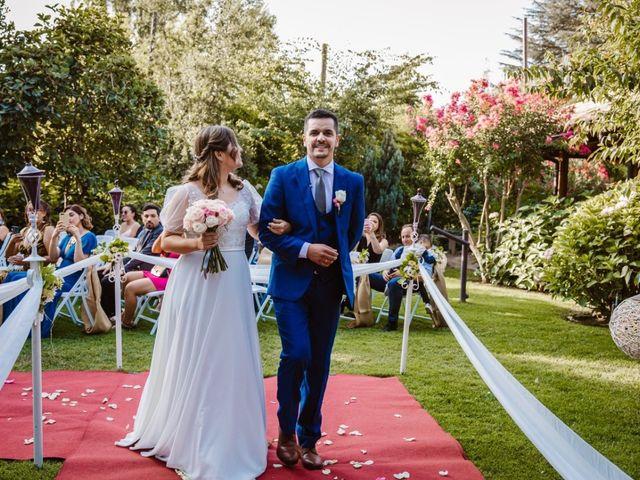 El matrimonio de Jasmine y Raúl