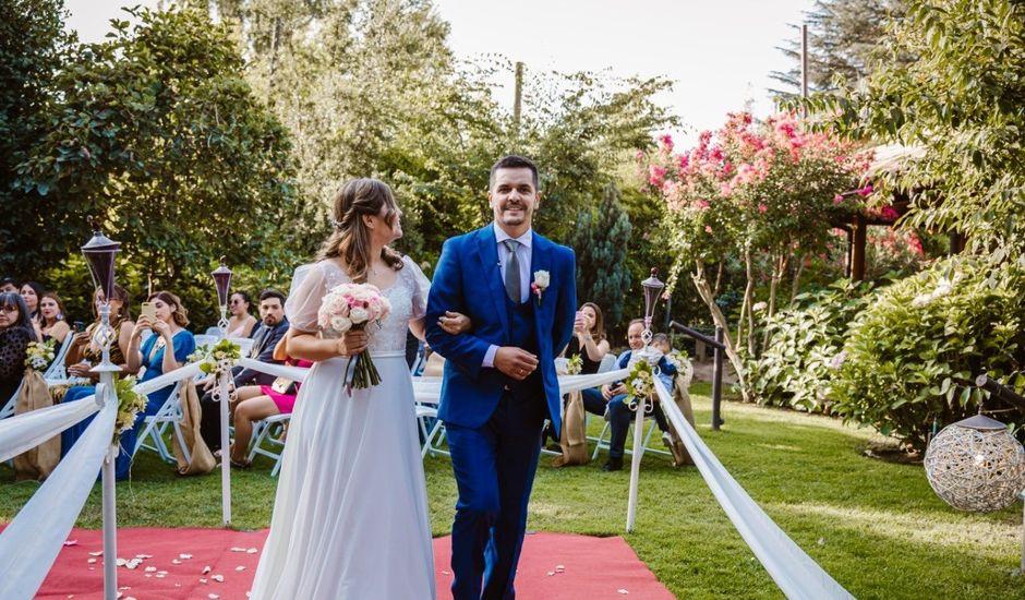El matrimonio de Raúl  y Jasmine en Rancagua, Cachapoal