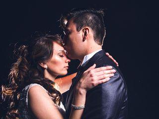 El matrimonio de Daniela y Giovani