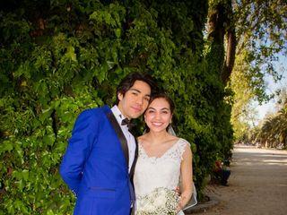 El matrimonio de Liz y Esteban 3
