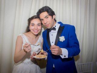 El matrimonio de Liz y Esteban