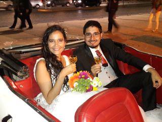 El matrimonio de Sebastián y Karina 3