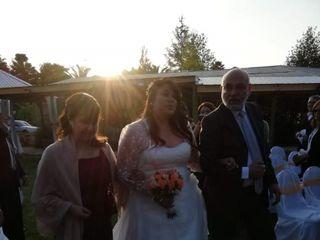 El matrimonio de Natalia  y Ricardo 2