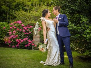El matrimonio de Gabriela y Pablo 1