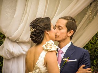 El matrimonio de Gabriela y Pablo 2