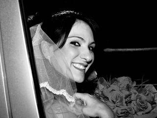 El matrimonio de Carita y Andretti 3