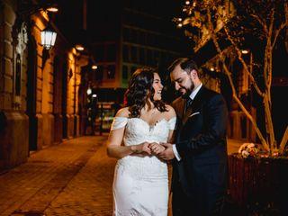 El matrimonio de Daniela y Michaell 1
