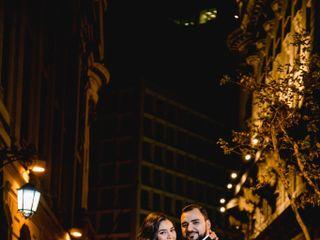 El matrimonio de Daniela y Michaell 2
