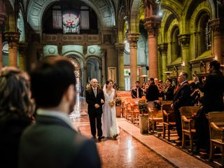 El matrimonio de Valeska y Pablo 2